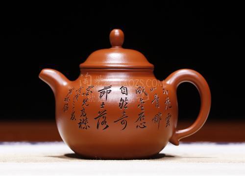 秋水壶 陈宏林 大红袍